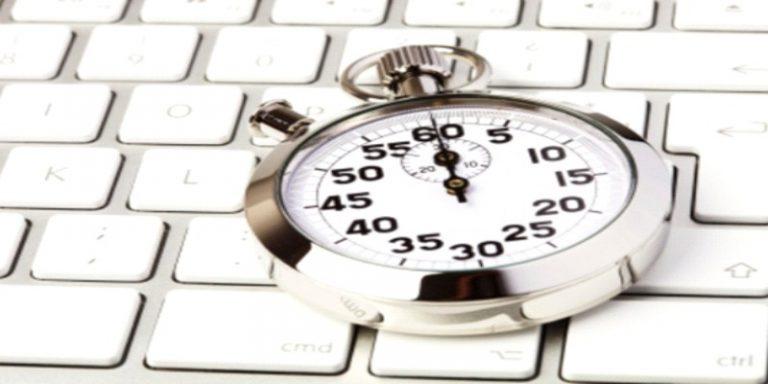 Porque está errado só administrar o tempo para alcançar resultados?